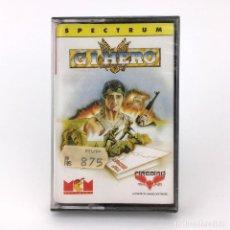 Videojuegos y Consolas: GI * HERO PRECINTADO. MCM FIREBIRD BLITTER ANIMATIONS 1989 GIHERO G.I.JOE SINCLAIR SPECTRUM CASSETTE. Lote 230461225