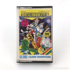 Videojuegos y Consolas: LOAD N RUN Nº 2 ESPAÑA 1985 / CINTA CON 10 JUEGOS Y UTILIDADES 16K 48K SINCLAIR ZX SPECTRUM CASSETTE. Lote 231089410