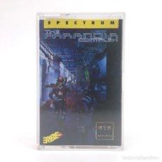 Videojuegos y Consolas: THE PARANOIA COMPLEX. ERBE LOMO ROSA / MAGIC BYTES MICRO-PARTNER 1990 SINCLAIR ZX SPECTRUM CASSETTE. Lote 232082750