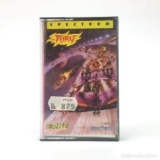 Videojuegos y Consolas: THE FURY PRECINTADO. ERBE LOMO ROSA / MARTECH / CREATIVE REALITY JUEGO SINCLAIR ZX SPECTRUM CASSETTE. Lote 232082760