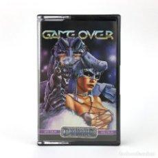 Videojuegos y Consolas: GAME OVER UNCENSORED. DINAMIC SOFTWARE 1ª EDICION 1987 LUIS ROYO WOMAN SINCLAIR ZX SPECTRUM CASSETTE. Lote 232537035
