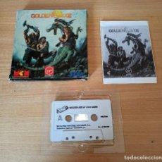 Videojuegos y Consolas: JUEGO SPECTRUM GOLDEN AXE - COMPLETO - EDICION ESPAÑOLA. Lote 232831520