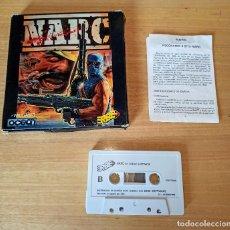 Videojuegos y Consolas: JUEGO SPECTRUM NARC - COMPLETO - EDICION ESPAÑOLA. Lote 232831573