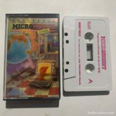 Jeux Vidéo et Consoles: PROGRAMAS MICROHOBBY CASSETTE SEMANAL NÚMEROS 89-92. Lote 233283670
