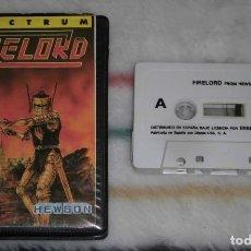 Videojuegos y Consolas: JUEGO SINCLAIR ZX SPECTRUM 48/128K - FIRELORD (HEWSON/ERBE) EDICIÓN EN ESTUCHE. Lote 234842480