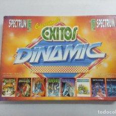 Videojuegos y Consolas: JUEGO EXITOS DINAMIC SPECTRUM 1985-1988.. Lote 234932390