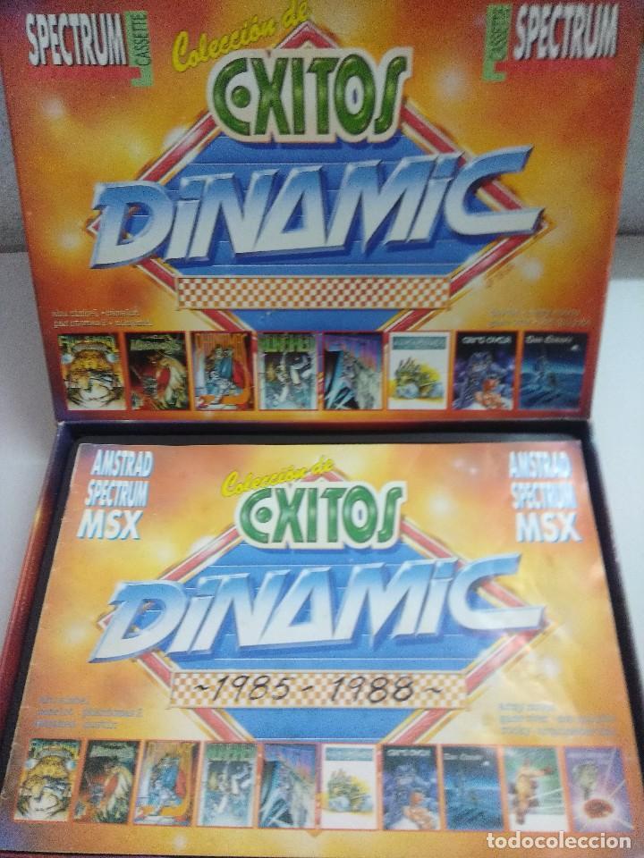 Videojuegos y Consolas: JUEGO EXITOS DINAMIC SPECTRUM 1985-1988. - Foto 2 - 234932390