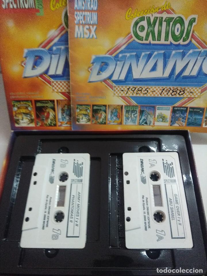 Videojuegos y Consolas: JUEGO EXITOS DINAMIC SPECTRUM 1985-1988. - Foto 3 - 234932390