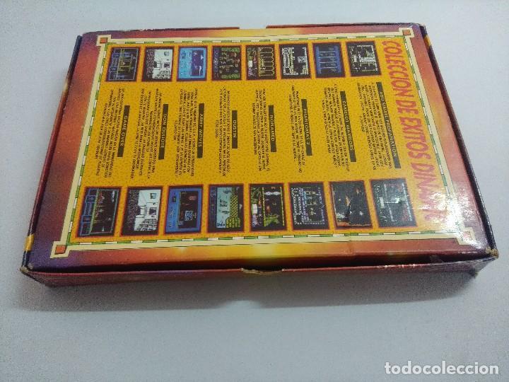 Videojuegos y Consolas: JUEGO EXITOS DINAMIC SPECTRUM 1985-1988. - Foto 4 - 234932390