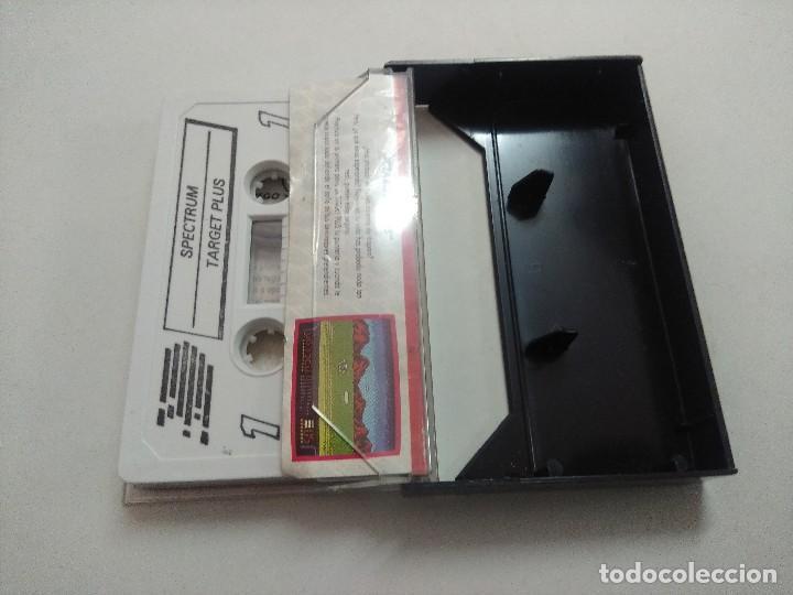 Videojuegos y Consolas: TARGET JUEGO SPECTRUM. - Foto 2 - 234933260