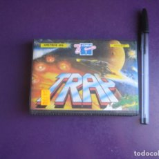 Videojuegos y Consolas: TRAP - SPECTRUM 48 - ZAFIRO COBRA ALLIGATA - VIDEOJUEGO VINTAGE 80'S - LEVE USO. Lote 235933675