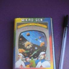 Videojuegos y Consolas: BATALLA DE LOS PLANETAS - BATTLE OF THE PLANETS - SPECTRUM MIKRO GEN ERBE 1986 - LEVE USO. Lote 235934550