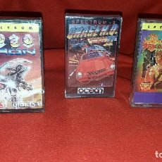 Videojogos e Consolas: LOTE DE TRES JUEGOS ESPECTRUM. Lote 236438175