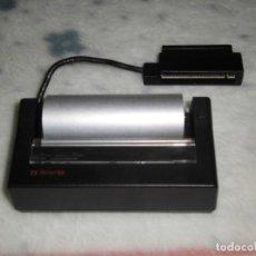 Videojuegos y Consolas: SINCLAIR ZX PRINTER - IMPRESORA PARA ZX SPECTRUM DE 16 Y 48K ORIGINALES. MANUALES FOTOCOPIADOS. Lote 236740965