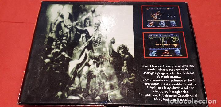 Videojuegos y Consolas: 08-00388 -SPECTRUM -JUEGO EL CAPITAN TRUENO - Foto 2 - 236983410