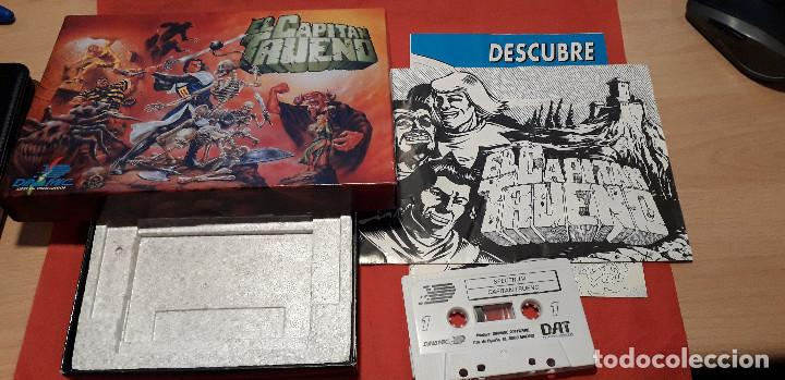 Videojuegos y Consolas: 08-00388 -SPECTRUM -JUEGO EL CAPITAN TRUENO - Foto 3 - 236983410