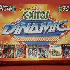 Videojuegos y Consolas: 08-00389 -SPECTRUM -JUEGOS - COLECCION DE EXITOS DINAMIC. Lote 236984020