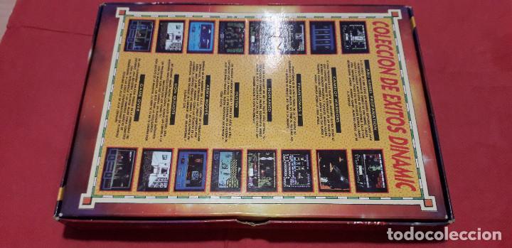 Videojuegos y Consolas: 08-00389 -SPECTRUM -JUEGOS - COLECCION DE EXITOS DINAMIC - Foto 2 - 236984020