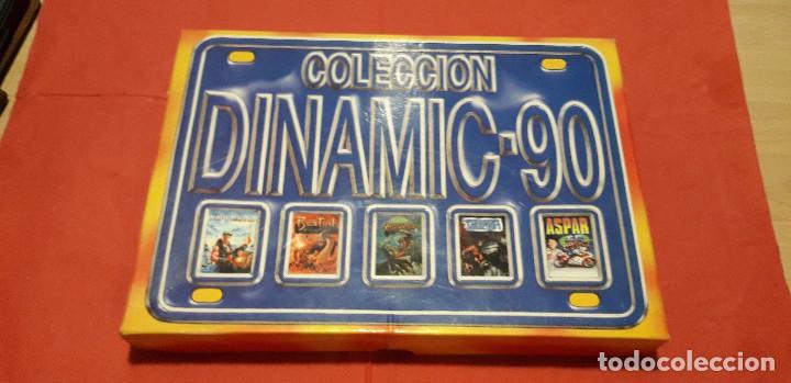 08-00390 -SPECTRUM -JUEGOS - COLECCION DINAMIC 90 (Juguetes - Videojuegos y Consolas - Spectrum)