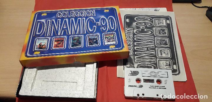 Videojuegos y Consolas: 08-00390 -SPECTRUM -JUEGOS - COLECCION DINAMIC 90 - Foto 3 - 236984315