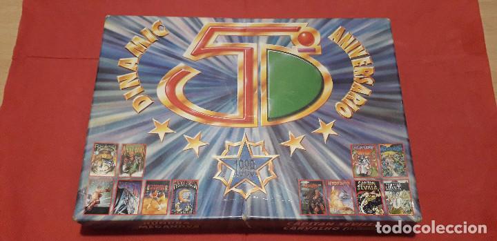 08-00391 -SPECTRUM -JUEGOS - DINAMIC 50 ANIVERSARIO 1989 (Juguetes - Videojuegos y Consolas - Spectrum)
