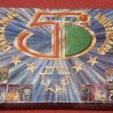 Videojuegos y Consolas: 08-00391 -SPECTRUM -JUEGOS - DINAMIC 50 ANIVERSARIO 1989. Lote 236984520