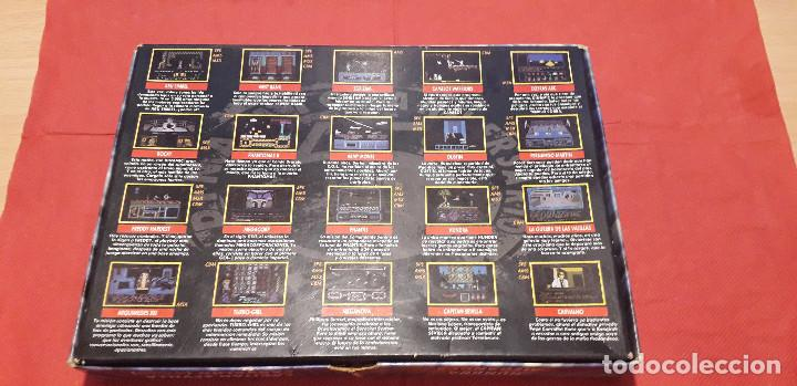 Videojuegos y Consolas: 08-00391 -SPECTRUM -JUEGOS - DINAMIC 50 ANIVERSARIO 1989 - Foto 2 - 236984520