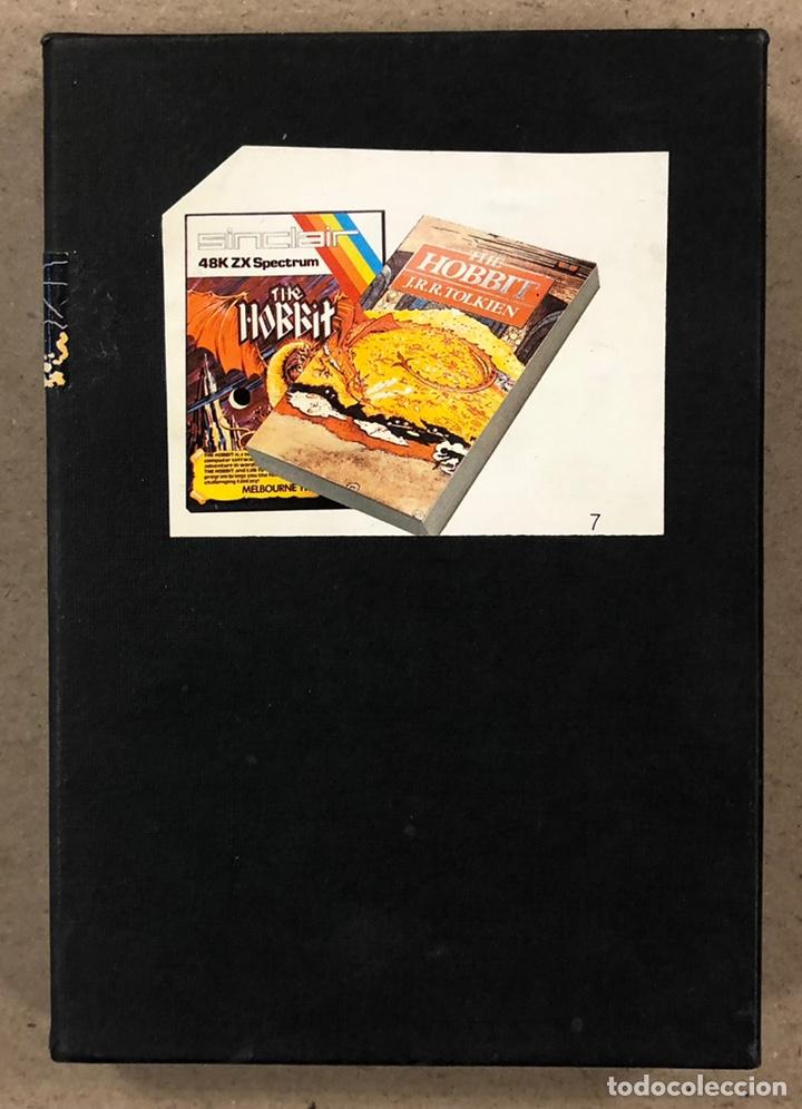 THE HOBBIT. JUEGO EN CASETE PARA SPECTRUM. CON CAJA E INSTRUCCIONES. (Juguetes - Videojuegos y Consolas - Spectrum)