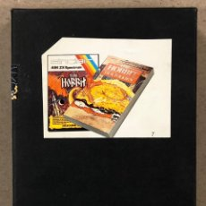 Videojuegos y Consolas: THE HOBBIT. JUEGO EN CASETE PARA SPECTRUM. CON CAJA E INSTRUCCIONES.. Lote 241698120