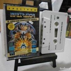 Videojuegos y Consolas: JUEGO SPECTRUM INFILTRATOR. Lote 241724365
