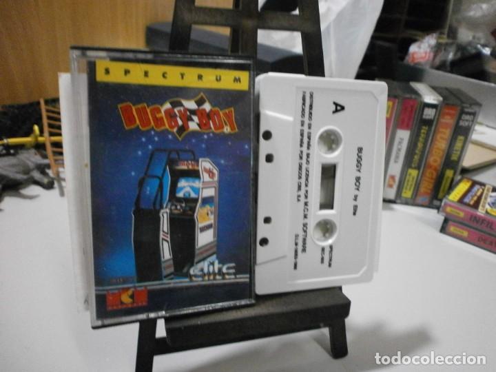 JUEGO SPECTRUM BUGGY BOY (Juguetes - Videojuegos y Consolas - Spectrum)