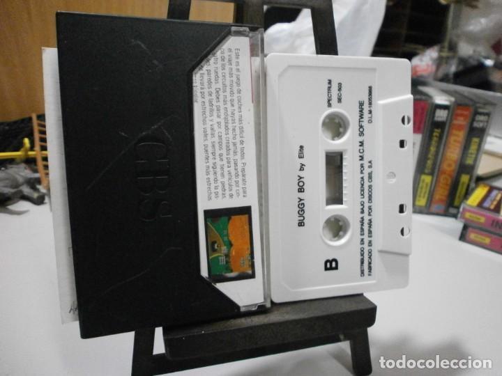 Videojuegos y Consolas: juego spectrum buggy boy - Foto 2 - 241724535