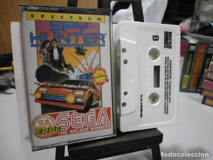 JUEGO SPECTRUM SPY HUNTER (Juguetes - Videojuegos y Consolas - Spectrum)