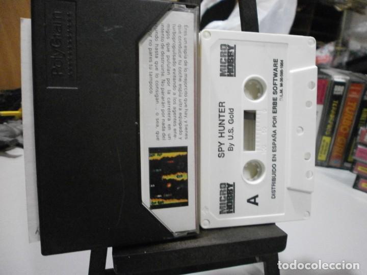 Videojuegos y Consolas: juego spectrum spy hunter - Foto 2 - 241725360