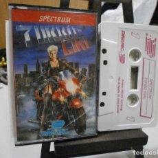 Videojuegos y Consolas: DIFICIL JUEGO SPECTRUM TURBO GIRL. Lote 241725925