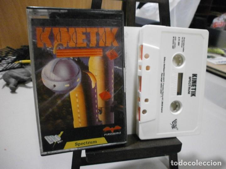 DIFICIL JUEGO SPECTRUM KINETIK (Juguetes - Videojuegos y Consolas - Spectrum)