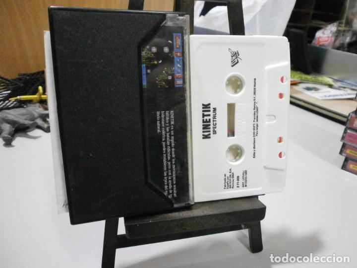 Videojuegos y Consolas: dificil juego spectrum kinetik - Foto 2 - 241726075