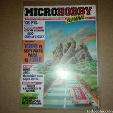 Videojuegos y Consolas: MICROHOBBY REVISTA SPECTRUM. Lote 246551655