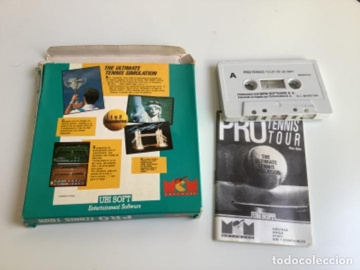 PRO TENNIS TOUR. SPECTRUM (Juguetes - Videojuegos y Consolas - Spectrum)
