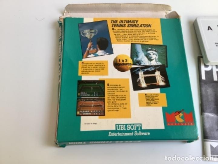 Videojuegos y Consolas: PRO TENNIS TOUR. SPECTRUM - Foto 3 - 248003875