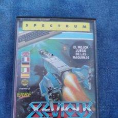 Videojuegos y Consolas: XEVIOUS - ZX SPECTRUM - VIDEOJUEGO ---------------------3XY. Lote 251301255