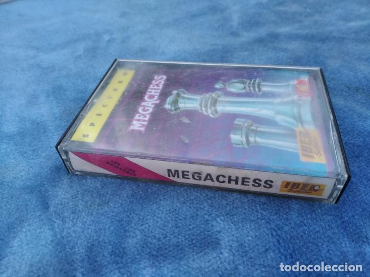 Videojuegos y Consolas: MEGACHESS - ZX SPECTRUM - VIDEOJUEGO ---------------------3XY - Foto 2 - 251301375