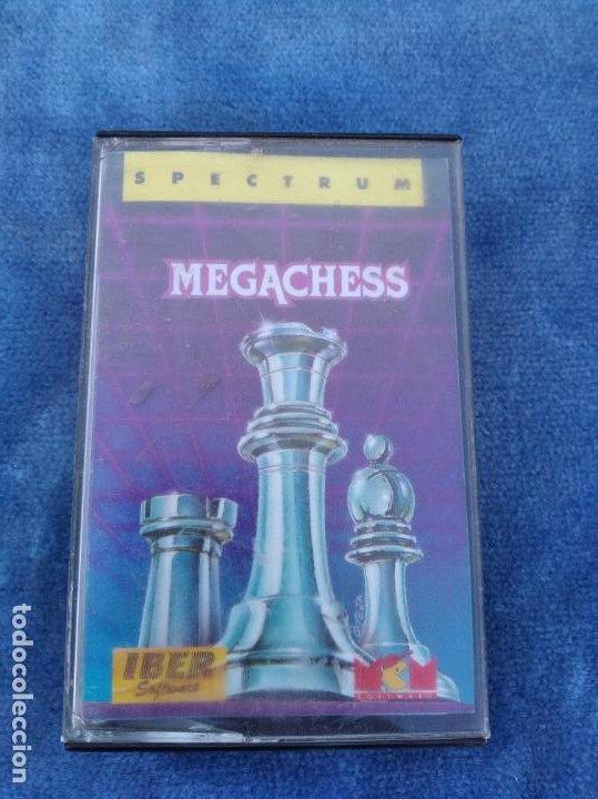 MEGACHESS - ZX SPECTRUM - VIDEOJUEGO ---------------------3XY (Juguetes - Videojuegos y Consolas - Spectrum)