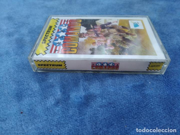 Videojuegos y Consolas: TRIPLE COMANDO - ZX SPECTRUM - VIDEOJUEGO ---------------------3XY - Foto 2 - 251301565