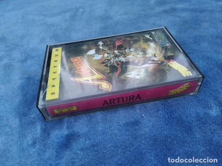 Videojuegos y Consolas: ARTURA - ZX SPECTRUM - VIDEOJUEGO ---------------------3XY - Foto 2 - 251301700