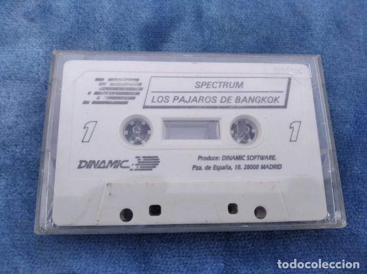 LOS PAJAROS DE BANGKOK - ZX SPECTRUM - VIDEOJUEGO ---------------------3XY (Juguetes - Videojuegos y Consolas - Spectrum)