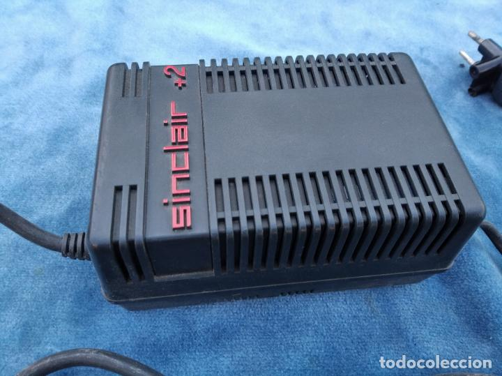 Videojuegos y Consolas: FUENTE DE ALIMENTACION Y CABLES , SINCLAIR +2 - ZX SPECTRUM - VIDEOJUEGO ---------------------3XY - Foto 2 - 251304090