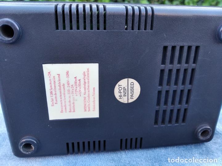 Videojuegos y Consolas: FUENTE DE ALIMENTACION Y CABLES , SINCLAIR +2 - ZX SPECTRUM - VIDEOJUEGO ---------------------3XY - Foto 6 - 251304090