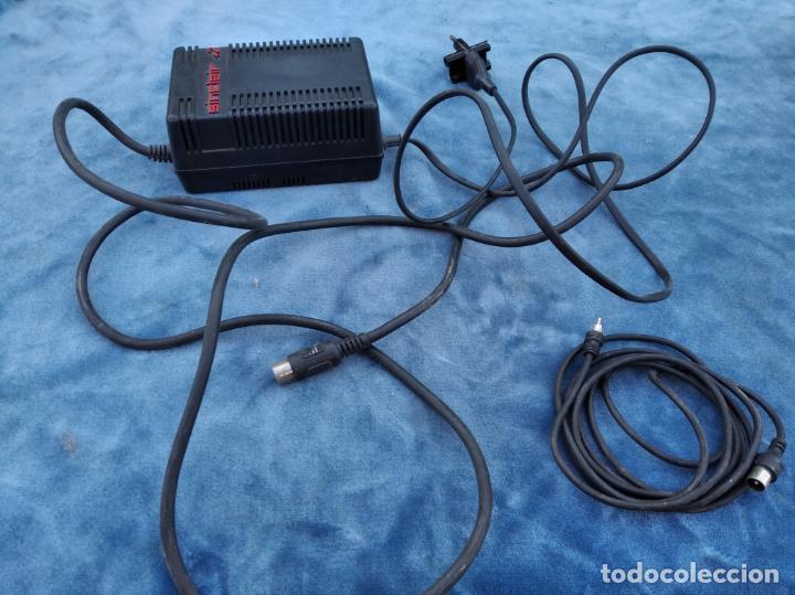 FUENTE DE ALIMENTACION Y CABLES , SINCLAIR +2 - ZX SPECTRUM - VIDEOJUEGO ---------------------3XY (Juguetes - Videojuegos y Consolas - Spectrum)