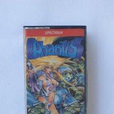 Jeux Vidéo et Consoles: PHANTIS JUEGO SPECTRUM DINAMIC. Lote 253129325